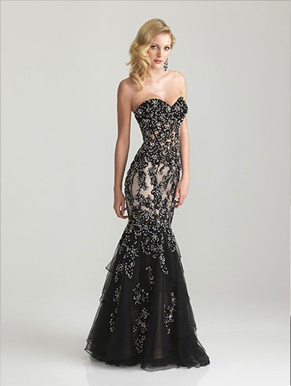 Formal Party Dresses for New Year's Eve 2013 - Wendy Schultz via www ...