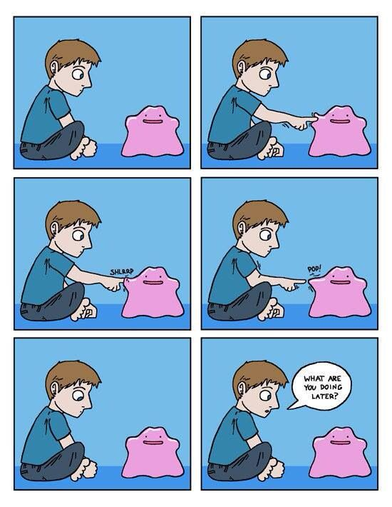 pokemon x how to get ditto