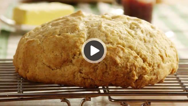Amazingly Easy Irish Soda Bread | Breads/Yeast/No Yeast | Pinterest