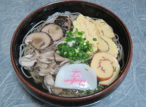 Toshikoshi Soba | Food & Drink | Pinterest