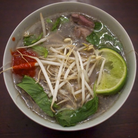 crock pot pho! Rather involved but likely to be good & cheap eats too.