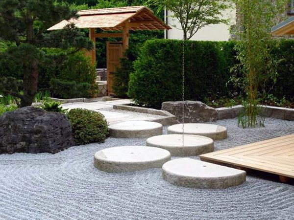 japanese gardens modern landscaping the garden pinterest
