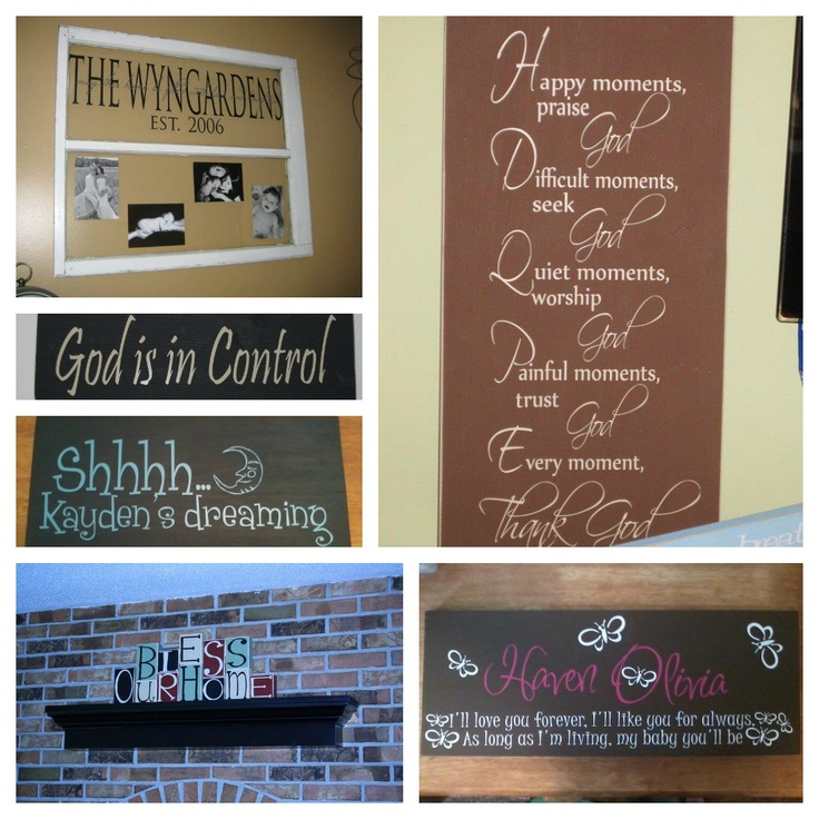 Life expressions decor le pinterest for Home craft expressions decor