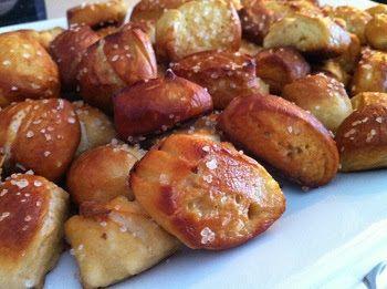 Gluten Free Pretzel Bites | Food | Pinterest