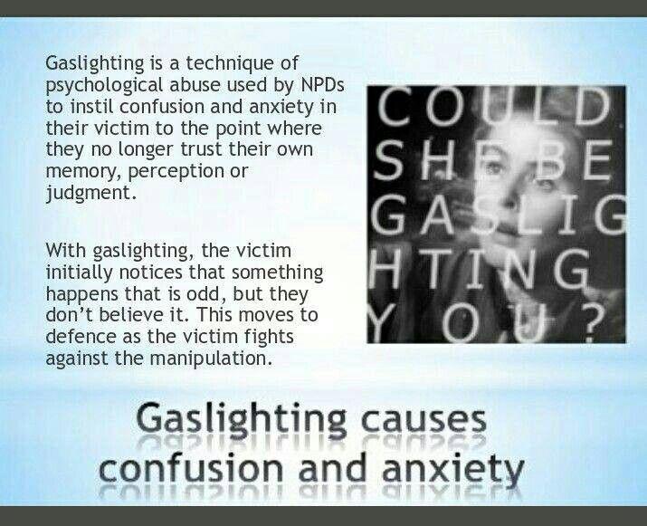 how to stop gaslighting people