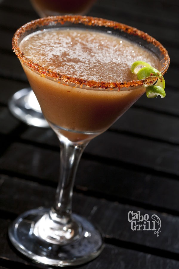 Martini Tamarindo | drinks | Pinterest