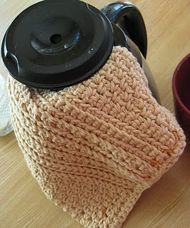 Crocheting Dish Rags : Dish Cloth Crochet Pattern Crocheted Dish cloths Pinterest