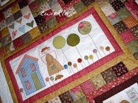 TWINKLE PATCHWORK: Colchas y mas colchas