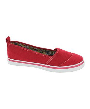 Look what I found on #zulily! Daniel Green Red Jennifer Slip-On Shoe
