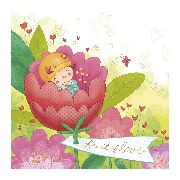 Валери Willamette ~ плод любви