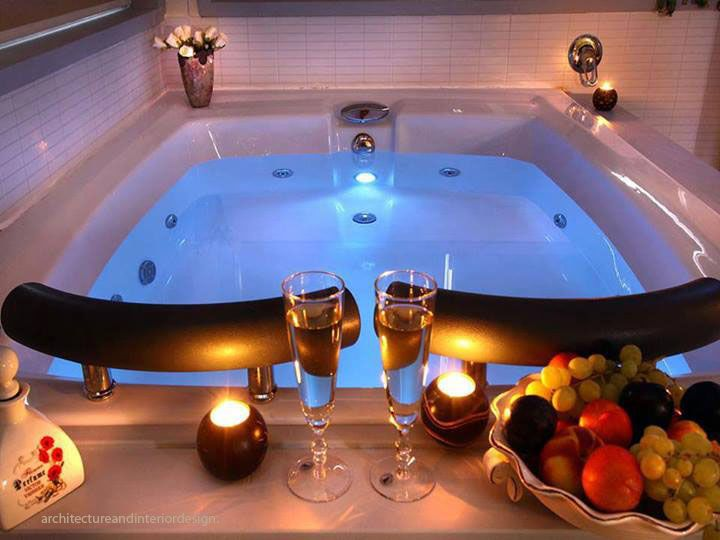 Baño Relajante Jacuzzi:un spa y libera las tensiones del día, ¡dándote un baño relajante