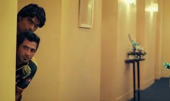 Junaid Khan & M.Irfan | Pakistani Cricketers | Pinterest