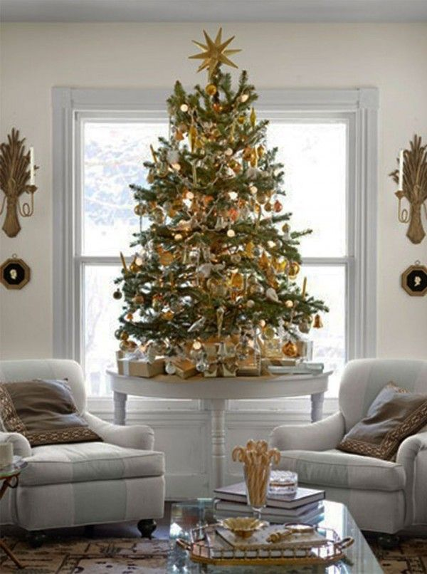 2013 Christmas Tree Decorating Ideas | xmas trees | Pinterest