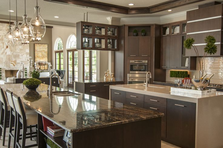 Pin by masterpiece design group on best of interior for Award winning kitchen island designs