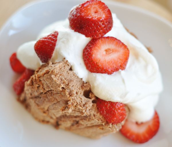 Ethereal Chocolate Angel Food Cake | Recipe