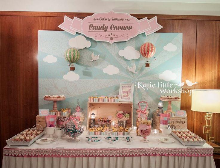 Candy corner wedding inspiration pinterest