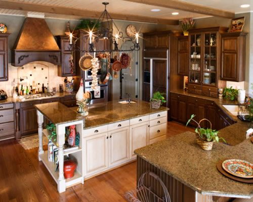 Italian kitchen design kitchen inspiration pinterest for Italian kitchen design photos