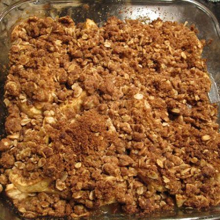 Apple Crisp | desserts/baking | Pinterest