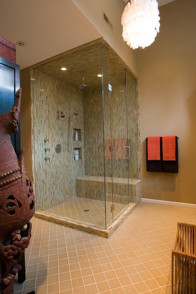 shower bench bathroom ideas pinterest