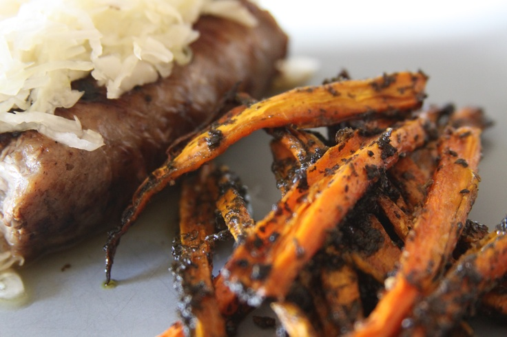 Spicy Cumin Carrot Fries | Whole30/Paleo | Pinterest