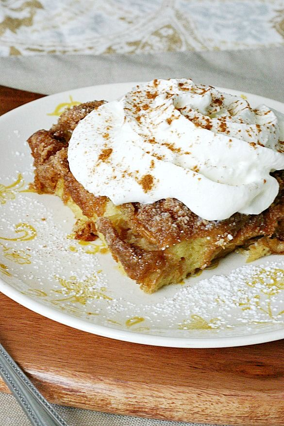 Baked Cinnamon French Toast | Breakfast Breads & Other Good B-Fast ...