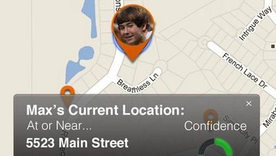 gps locator app blackberry