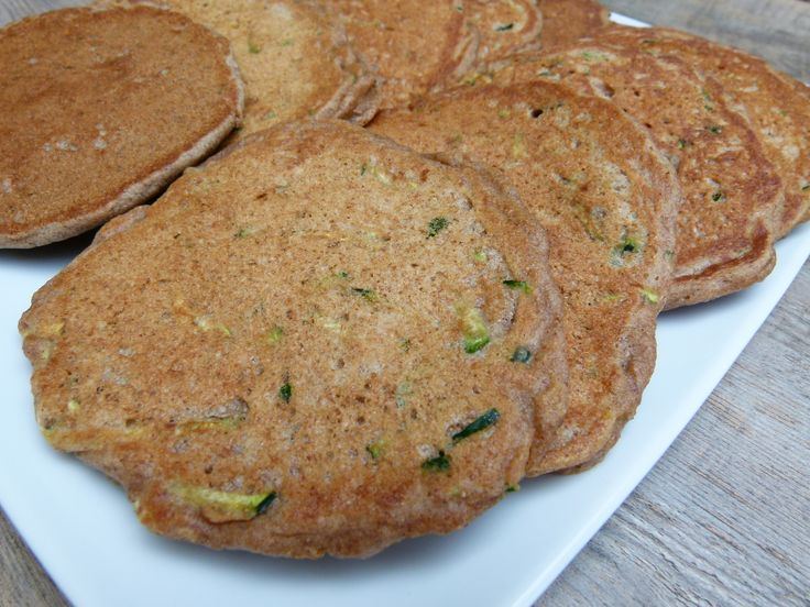 zucchini bread pancakes recipe | Good Morning, Breakfast | Pinterest