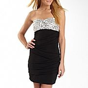 just bought this dress today! (except mine has straps)