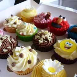 cupcakes recipes for kids birthdays