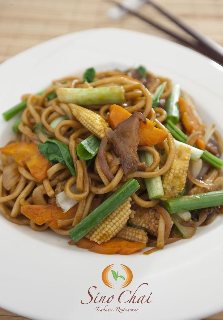 Veg Fried Noodles | Sino Chai Veg Dishes | Pinterest
