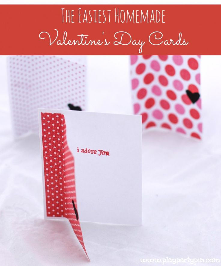valentine's day easy to make gifts