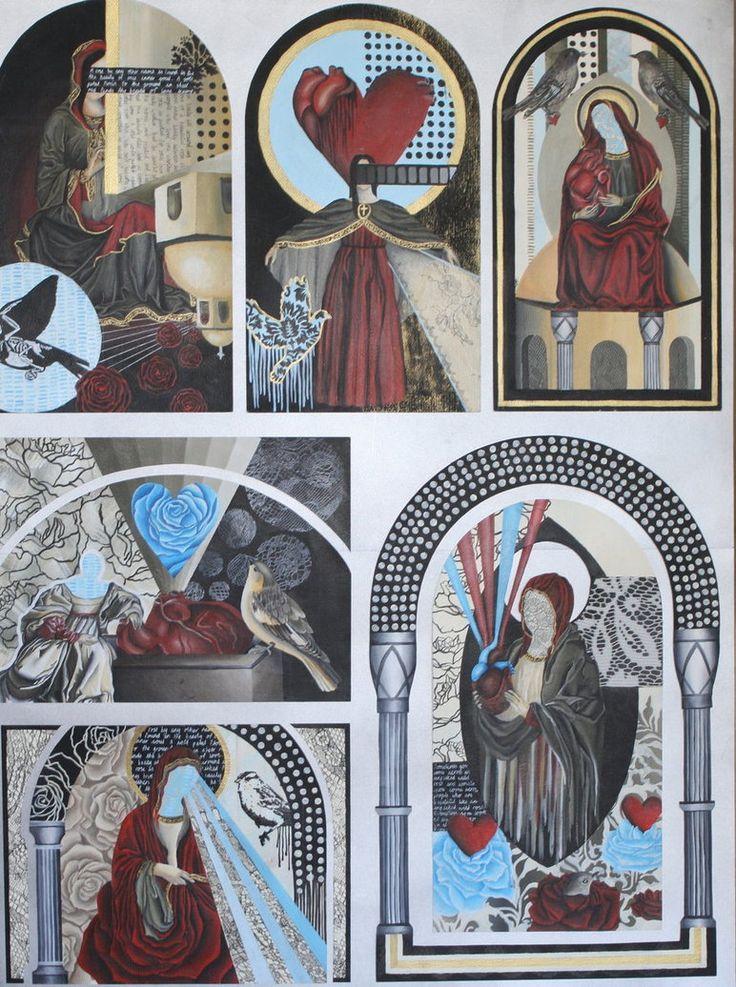 3rd Board By Mezcat On Deviantart Art Resources For Art
