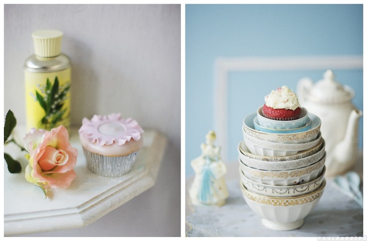 Some lovely cupcake shots