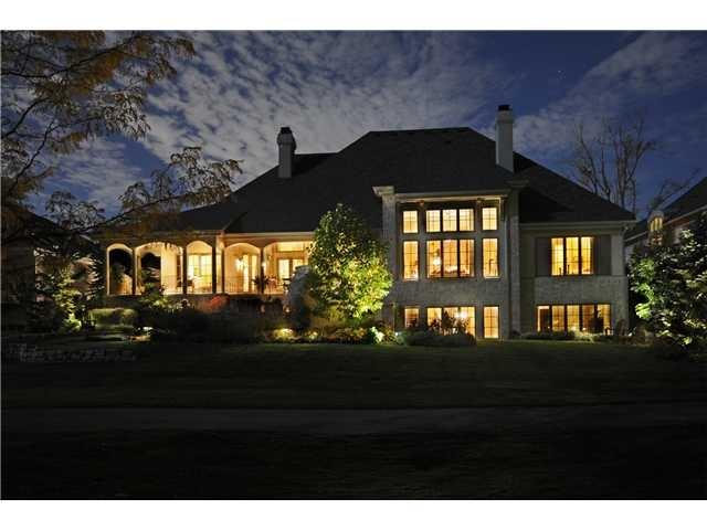 Beautiful All Lit Up At Night Amazing Homes Pinterest