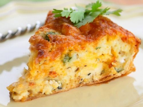 Chicken Quesadilla Pie | Chicken Recipes | Pinterest
