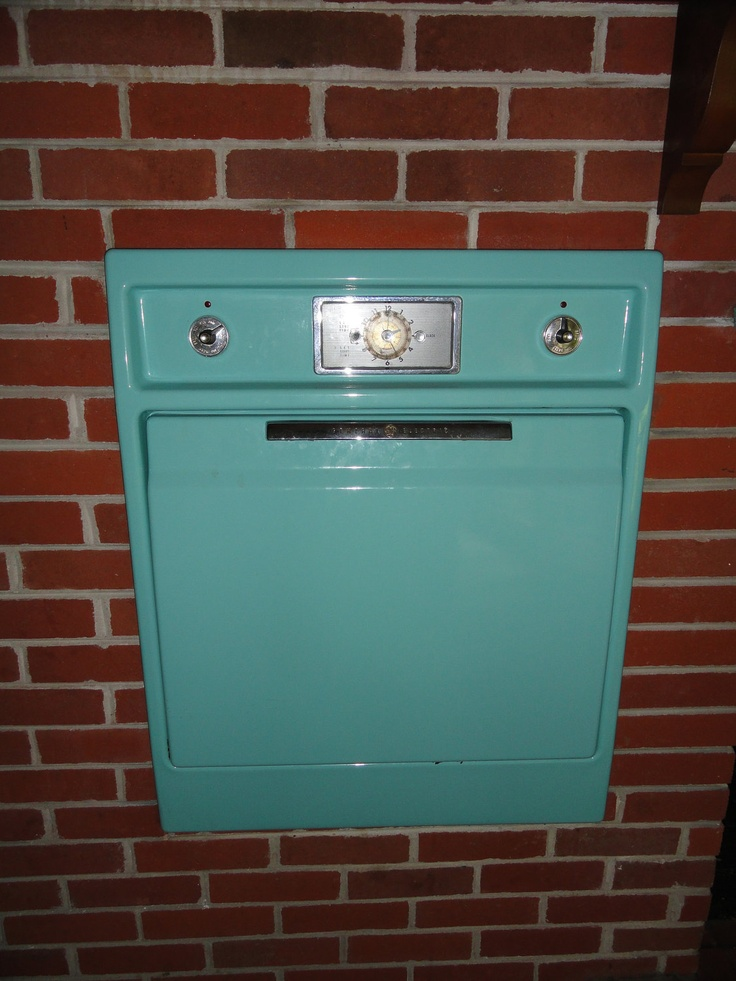 Vintage General Electric Wall Ovens ~ S wall oven bing images