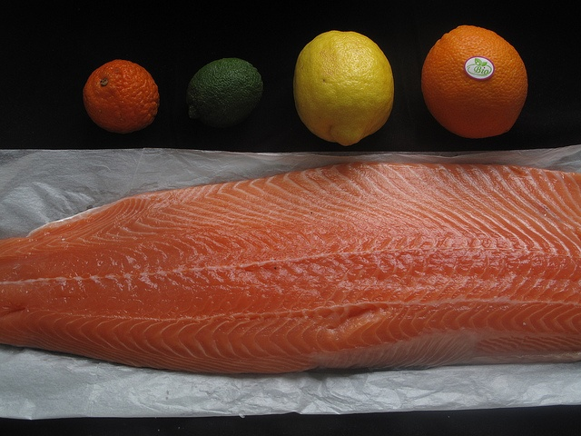 Citrus cured salmon | In the Kitchen | Pinterest