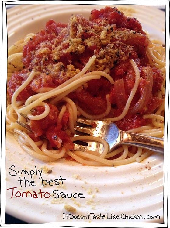 Simple the best tomato sauce #vegan | Vegan Savoury Recipes | Pintere ...