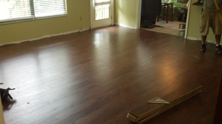 Swiftlock Chestnut Hickory Laminate Flooringswiftlock Plus Laminate