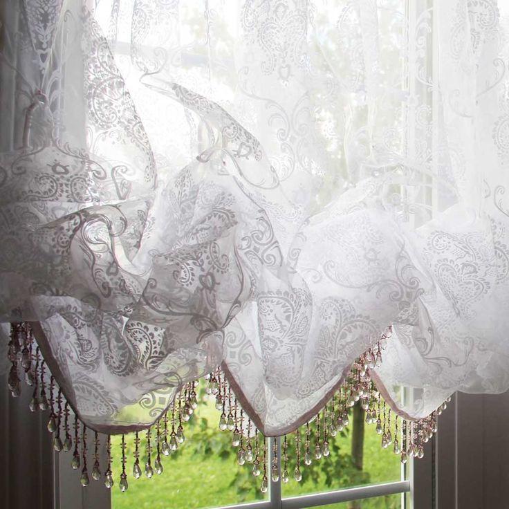 Shabby Chic Curtain My Shabby Chic Pinterest