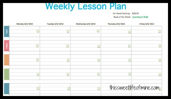 search results for �editable weekly teacher planner