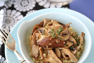 sauteed mushrooms with marsala wine amp thyme