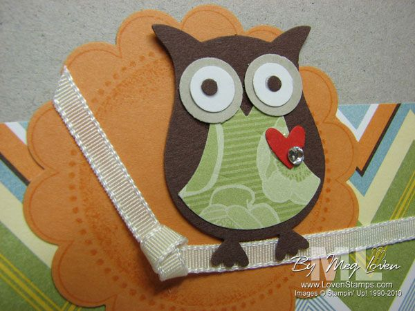 owl paper punch