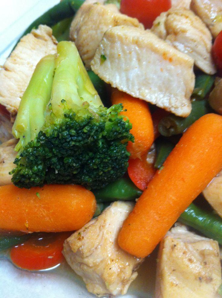 Easy Chicken Stir Fry | Recipes | Pinterest