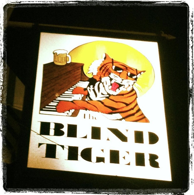 The Blind Tiger. Shreveport, Louisiana