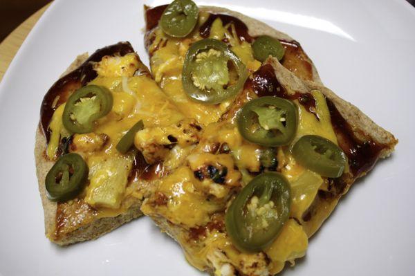 BBQ pizza | Recipes | Pinterest