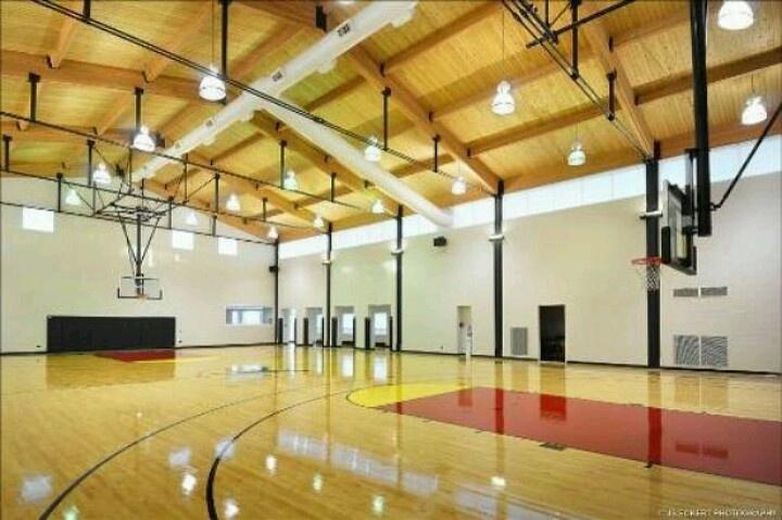 Michael jordan s home gym beautiful homes pinterest