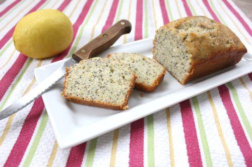 Lemon Poppy Seed Bread | Recipes To Try - Breakfast | Pinterest