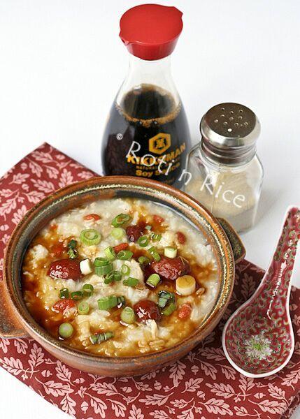 Turkey Rice Porridge (Turkey Congee) | Recipe