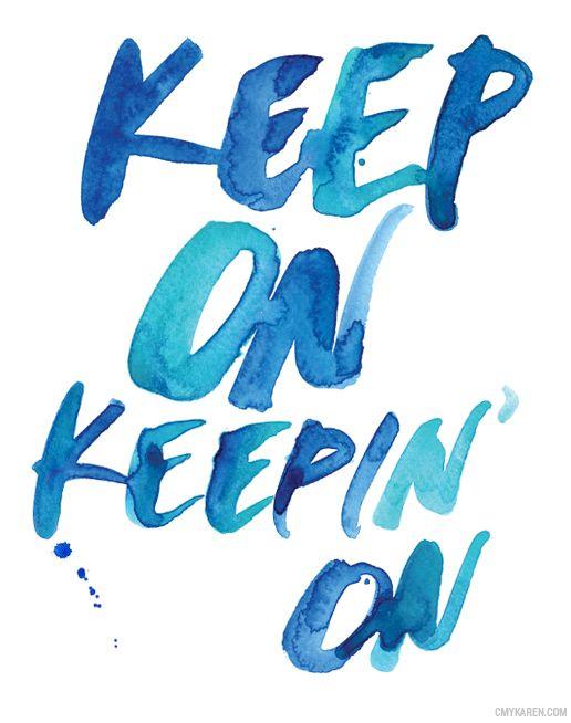 Keep On Keepin' On  #ROXYOutdoorFitness